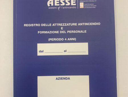 REGISTRO ANTINCENDIO